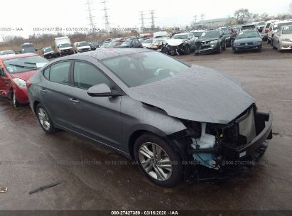 2020 HYUNDAI ELANTRA SEL/VALUE/LIMITED