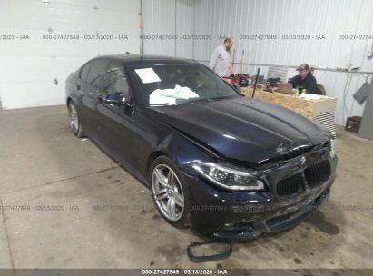2014 BMW 5 SERIES XI