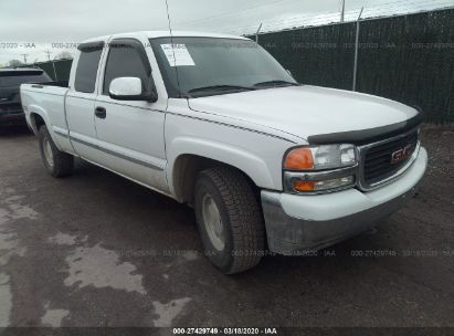 2002 GMC NEW SIERRA K1500