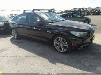 2010 BMW 550 GT