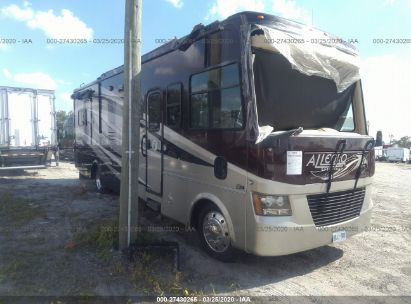 2011 WORKHORSE CUSTOM CHASSIS MOTORHOME CHASSIS W22