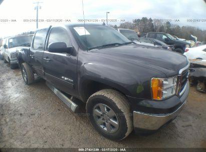 2010 GMC SIERRA 1500 K1500 SLT