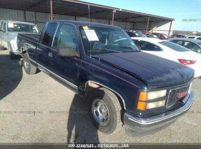 1996 GMC SIERRA C1500