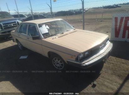 1980 AUDI 5000