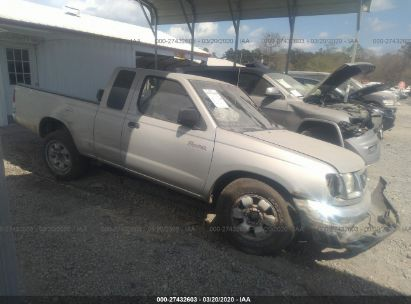 1999 NISSAN FRONTIER KING CAB XE/KING CAB SE