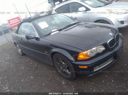 2001 BMW 330 CI