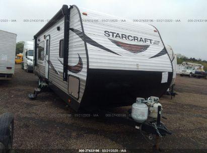 2018 STARCRAFT AUTUMN RID 27RKS