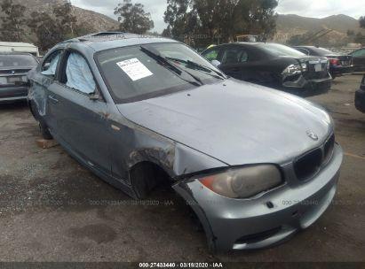 2009 BMW 135 I