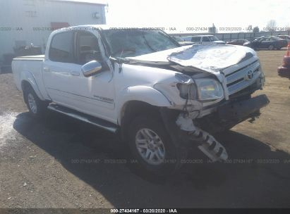 2005 TOYOTA TUNDRA DOUBLE CAB SR5