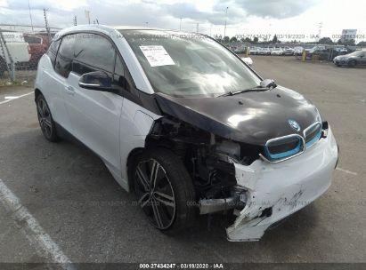 2016 BMW I3 REX