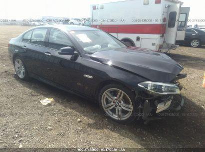 2016 BMW 535 XI