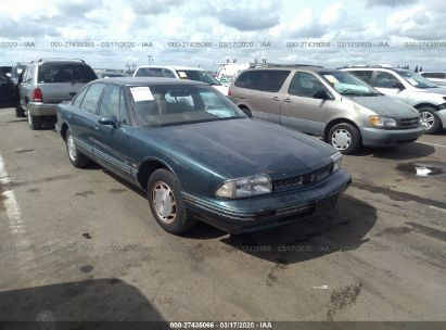 1993 OLDSMOBILE 88 ROYALE LS
