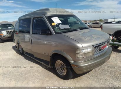 1999 GMC SAFARI XT