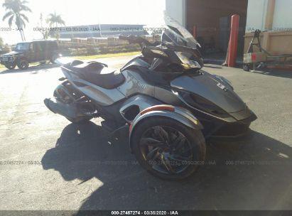 2013 CAN-AM SPYDER ROADSTER ST/STS/ST LIMITED