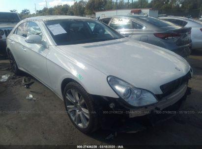 2008 MERCEDES-BENZ CLS 550