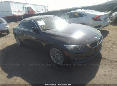 2015 BMW 4 SERIES XI SULEV