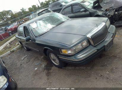 1996 LINCOLN TOWN CAR SGN/DMND ANV/CYPRESS/JN