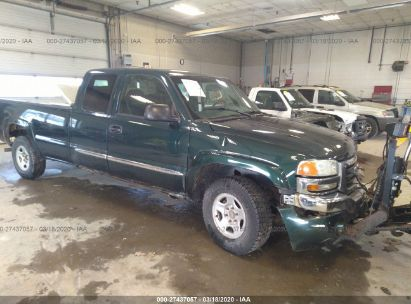 2004 GMC NEW SIERRA K1500