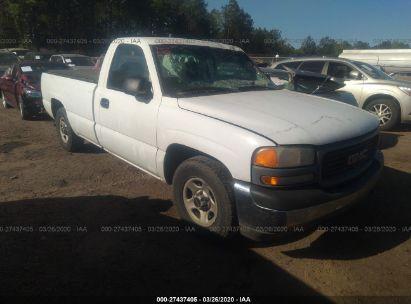 2002 GMC NEW SIERRA C1500