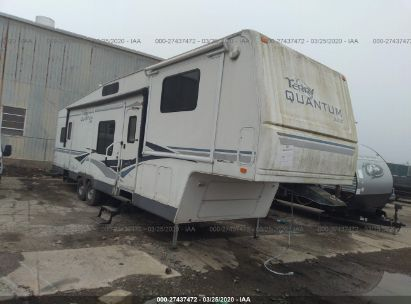 2004 FLEETWOOD TWOOD TRAVEL TRLR