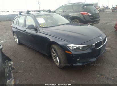 2014 BMW 3 SERIES D/XDRIVE