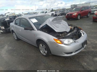 2005 SATURN ION LEVEL 2