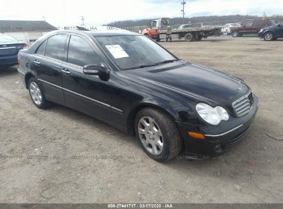 2006 MERCEDES-BENZ C 350 4MATIC