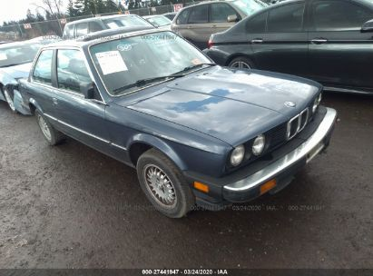 1985 BMW 318 I AUTOMATIC