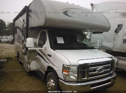 2014 FOUR WINDS ECONOLINE MOTOR HOME