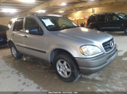 1999 MERCEDES-BENZ ML 320