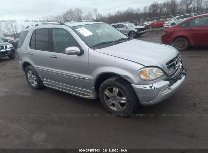 2005 MERCEDES-BENZ ML 350