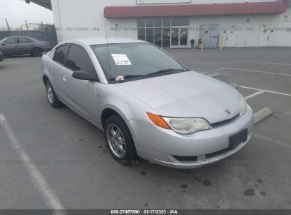 2006 SATURN ION LEVEL 2