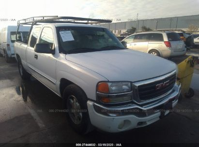 2005 GMC NEW SIERRA C1500