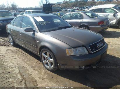 2003 AUDI A6 2.7T QUATTRO