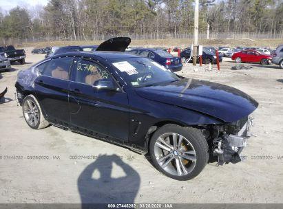 2019 BMW 440XI GRAN COUPE