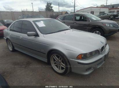 2003 BMW 540 I AUTOMATIC