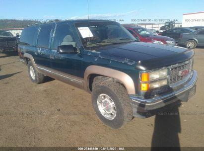 1995 GMC SUBURBAN K1500