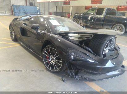 2016 MCLAREN AUTOMOTIVE 570S