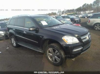 2012 MERCEDES-BENZ GL 350 BLUETEC