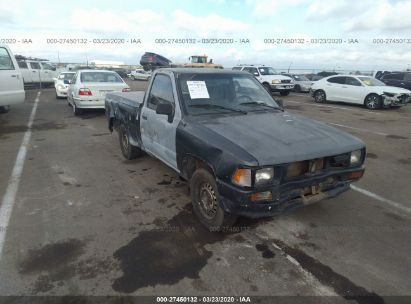 1992 TOYOTA PICKUP 1/2 TON SHORT WHEELBASE