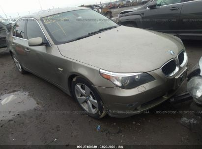 2006 BMW 525 XI