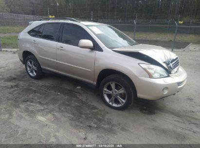 2006 LEXUS RX 400