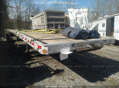 2008 REITNOUER FLATBED