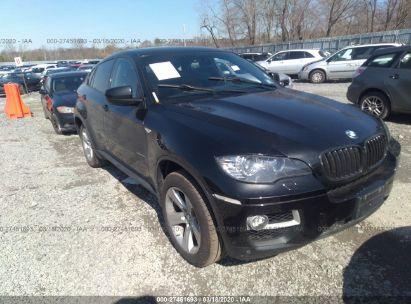 2013 BMW X6 XDRIVE50I