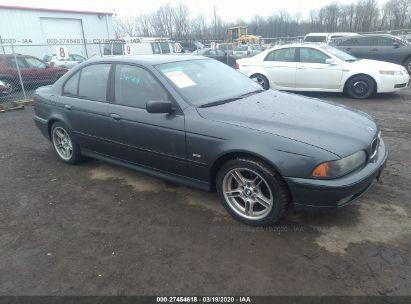 2000 BMW 540 I