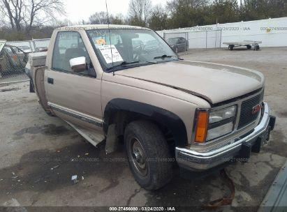 1993 GMC SIERRA K2500