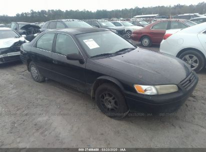 1997 TOYOTA CAMRY LE/XLE/CE
