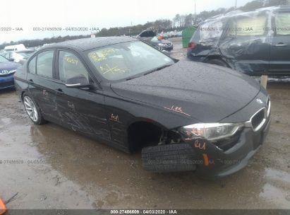 2018 BMW 320 XI