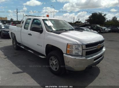 2012 CHEVROLET SILVERADO C2500 HEAVY DUTY