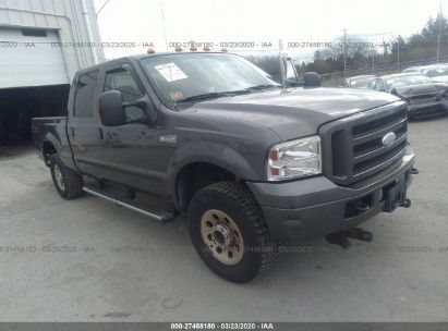 2005 FORD F250 SUPER DUTY